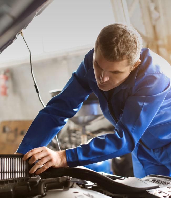 Car repair principles